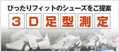 長野県下に2台 3D足型測定器設置店