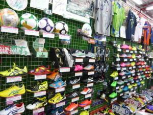 サッカー・フットサルコーナー